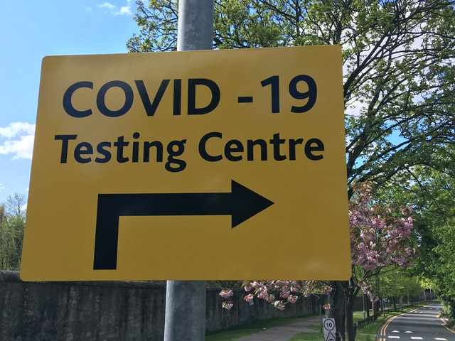 COVID-19 Testing Sites in New York and New Jersey